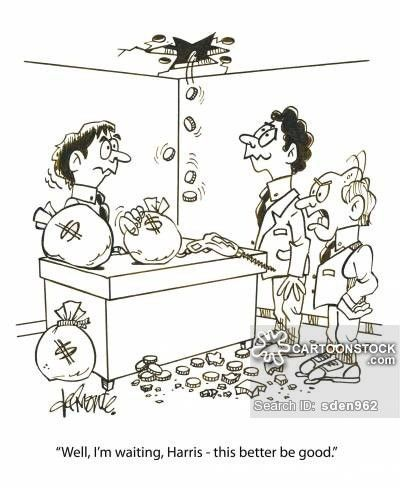 Coin Collector Cartoons and Comics - funny pictures from CartoonStock