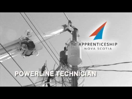 Powerline Technician Test Drive | Nova Scotia Apprenticeship Agency