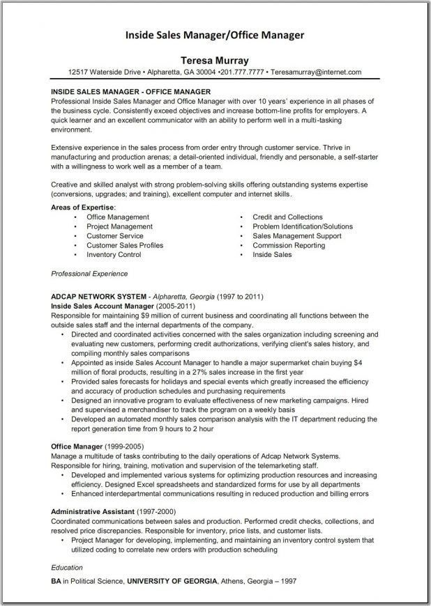 account manager resume sample template. accounting manager resume ...