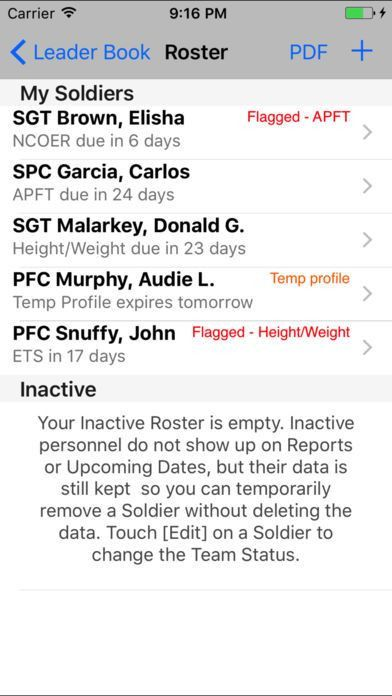 Army Leader Book on the App Store