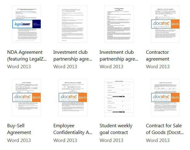 Windward Automates Microsoft Office 2013 Templates - Windward