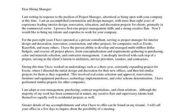 interior designer cover letter sample interior design cover letter ...
