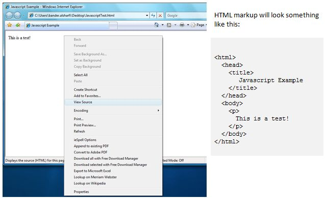 Using XML HTTP Request in JavaScript to parse any Text, HTML or ...