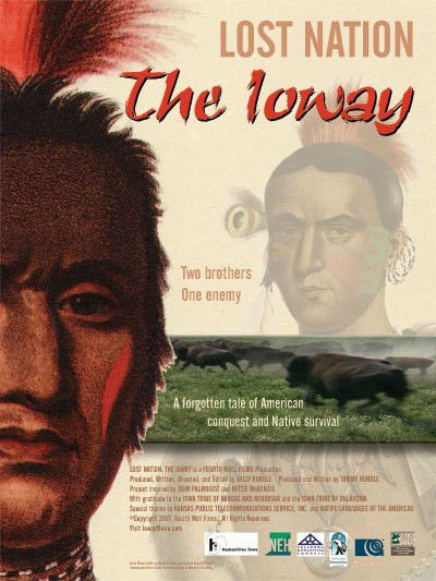 "Lost Nation: The Ioway"" Native American History Documentary DVD ..."