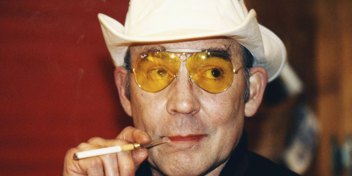 Read Hunter S. Thompson's Ballsy Cover Letter to the 'Vancouver Sun'