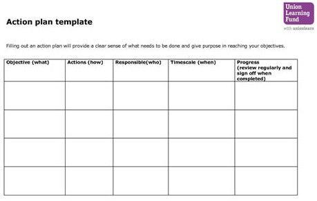 6+ FreeAction Plan Templates - Excel PDF Formats