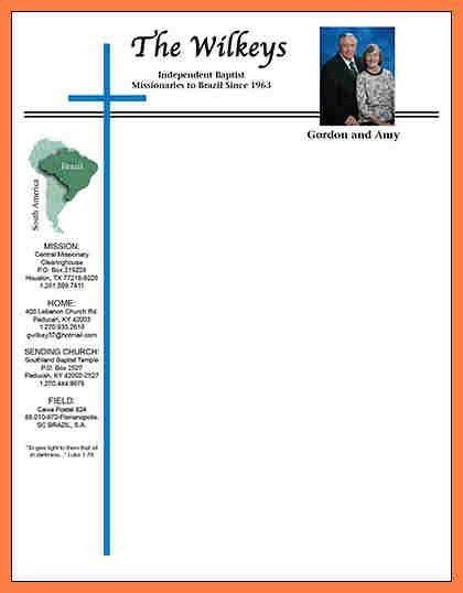 11+ church letterhead template | Company Letterhead