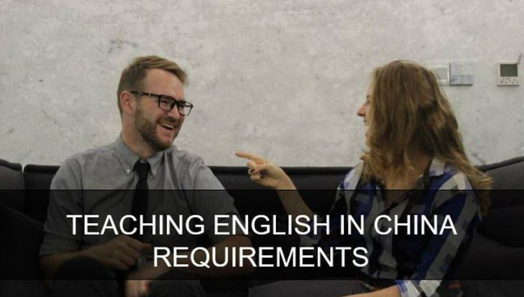 Teaching English in China Requirements - EF English First (Updated)