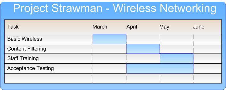 Strawman Project Plan: An Example | VolunteerCentered