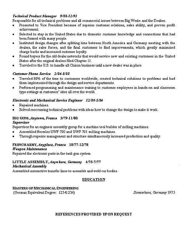 Tank Welder Sample Resume Oakandale