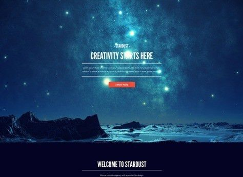 25 Best Adobe Muse Templates - Webprecis