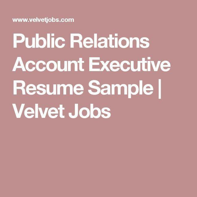 Best 25+ Executive resume ideas on Pinterest | Executive resume ...
