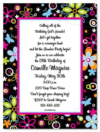 Birthday Dinner Party Invitation Wording - vertabox.Com