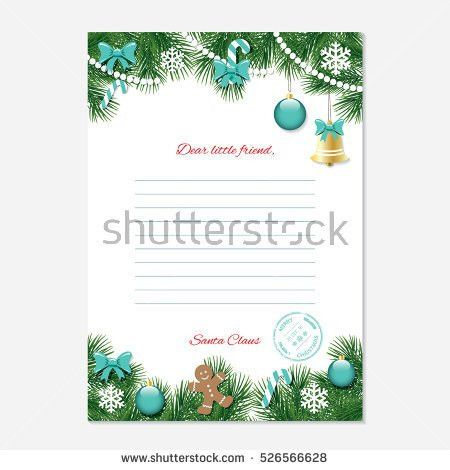 Christmas Letter Stock Images, Royalty-Free Images & Vectors ...