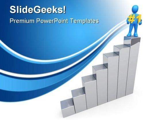 Number One In Business PowerPoint Templates And PowerPoint ...