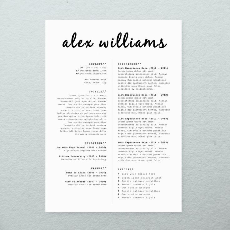 11 best Grafiskt images on Pinterest | Cv design, Cover letter ...