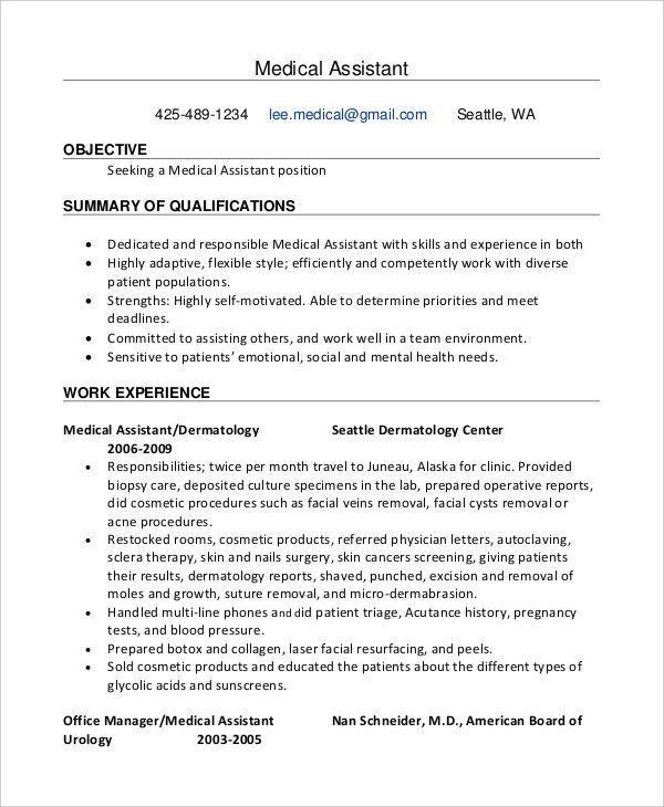 Professional Work Resume Templates - 24+ Free Word, PDF Documents ...