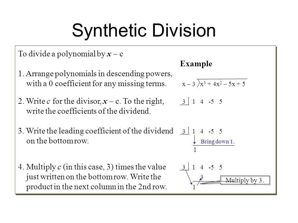 Dividing Polynomials. - ppt video online download