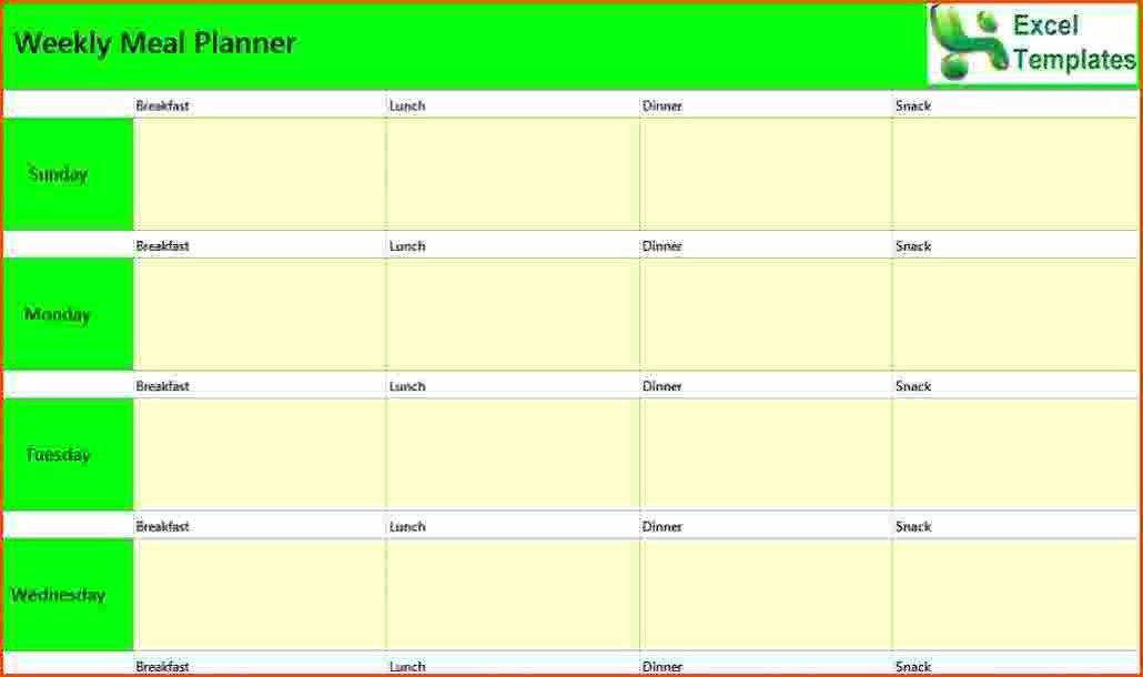 6+ weekly planner template excelMemo Templates Word | Memo ...