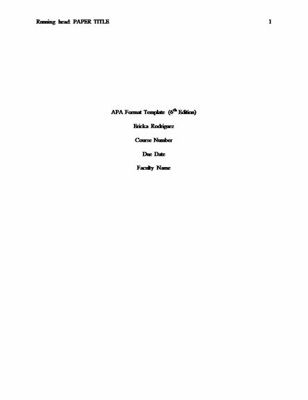 5 apa style cover letter theatre resume. examples of work cited in ...