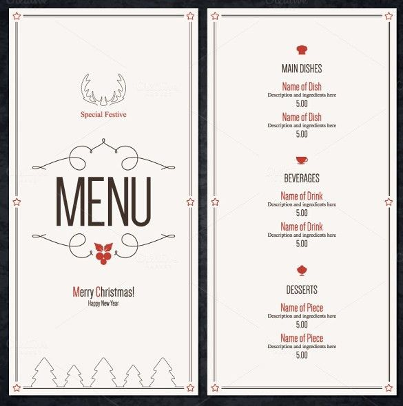 Come Dine With Me Invitation Template - Invitation Template