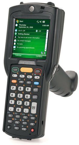 Motorola MC3190-G Mobile Computer - Research, Buy, Call for Advice.