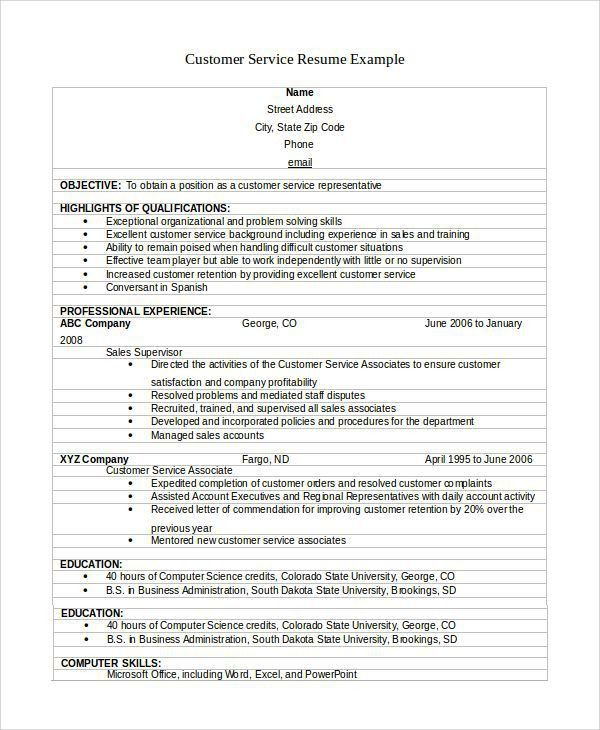 Funny Resume Objectives Examples. curriculum vitae samples for ...