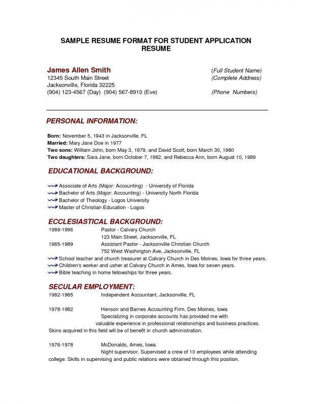 Resume : Antech Online Rainmaker Consultants Teaching Cv Format ...