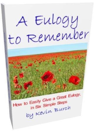 Funeral Speech and Eulogy