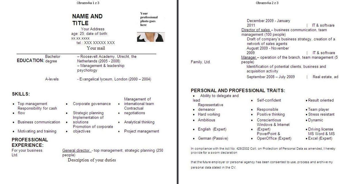 Teller Resume. Perfect Bank Teller Resume No Experience – Resume ...