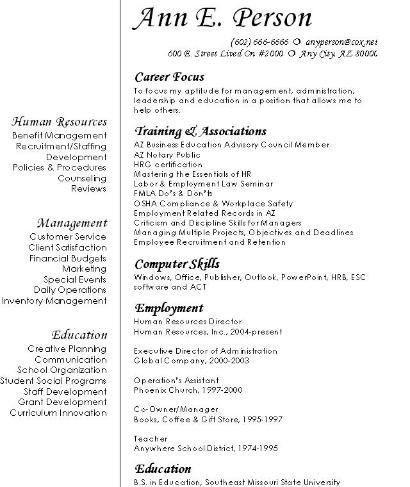 resume examples career change career change resume example