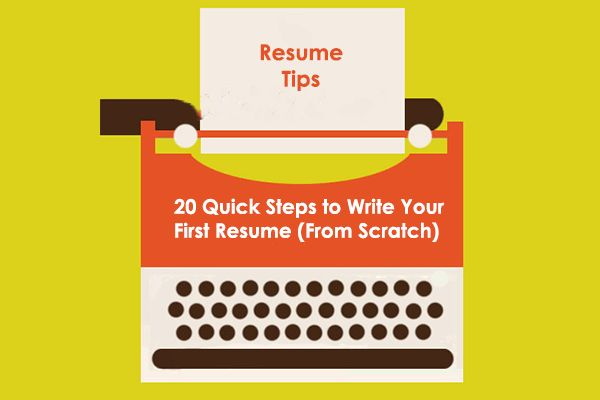 What should a fresher's resume/CV look like?...(2017) - Quora