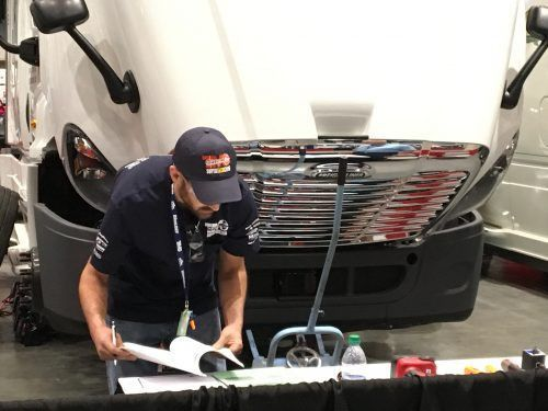 Solving diesel technician shortage a technical challenge