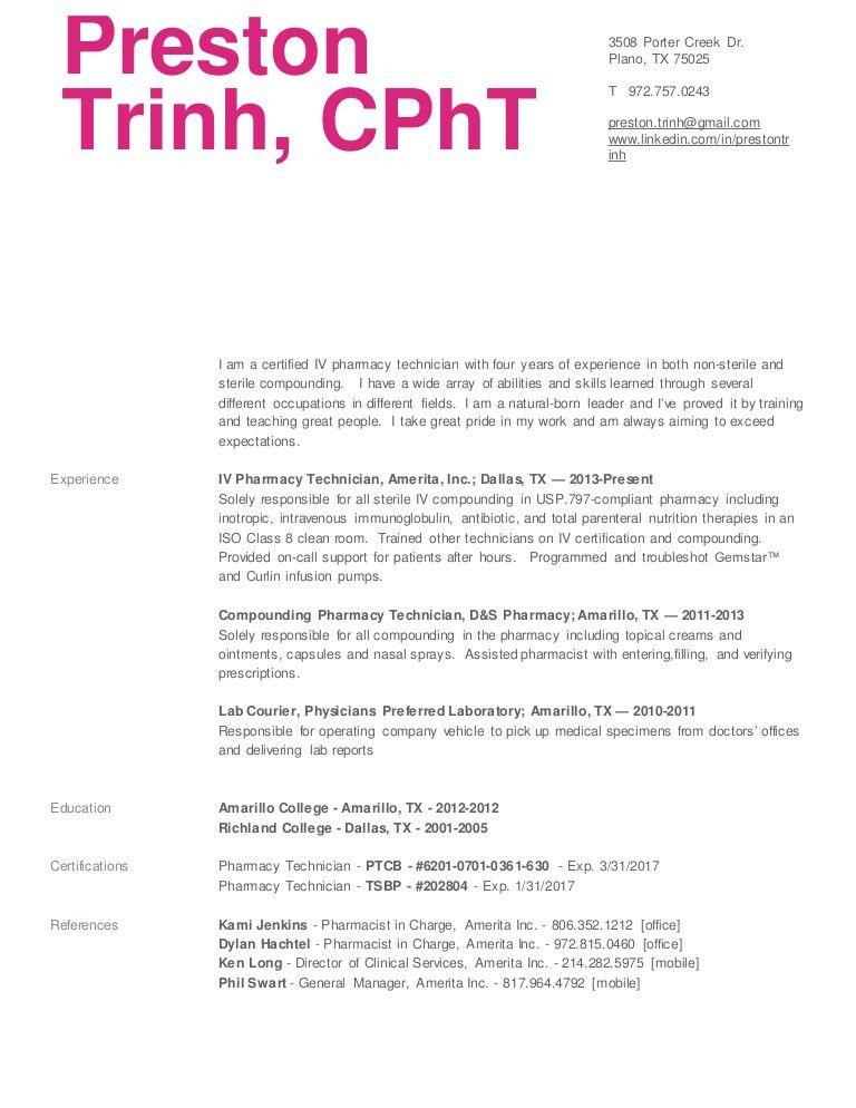 PrestonTrinh - Resume 2015[5-26]
