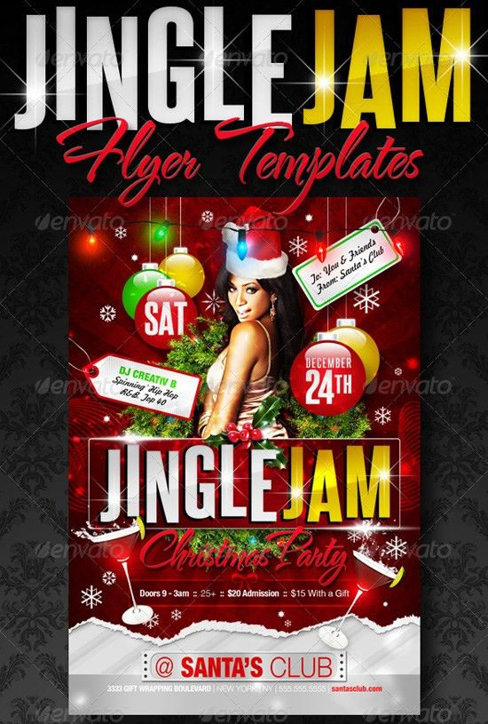 Best Flyer Templates | 56pixels.com