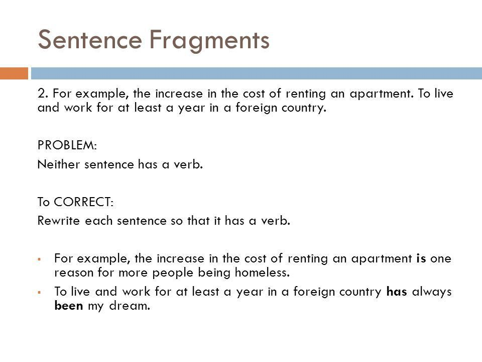 Eng 106 writing CHAPTER 2 Sentence Structure. - ppt video online ...