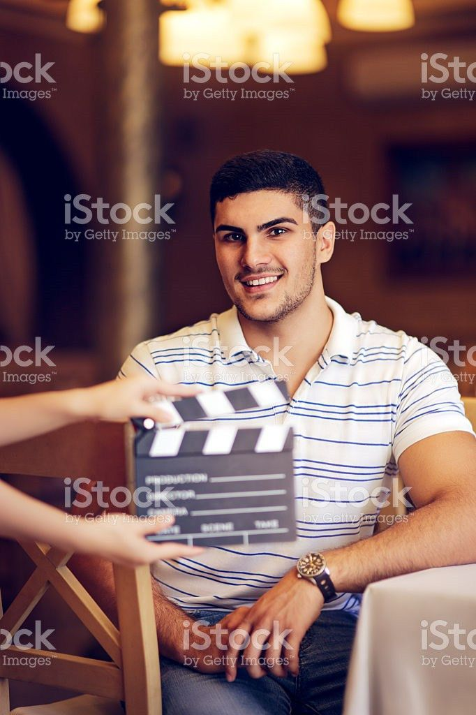 Professional Actor Ready For A Shoot stock photo 543340920 | iStock
