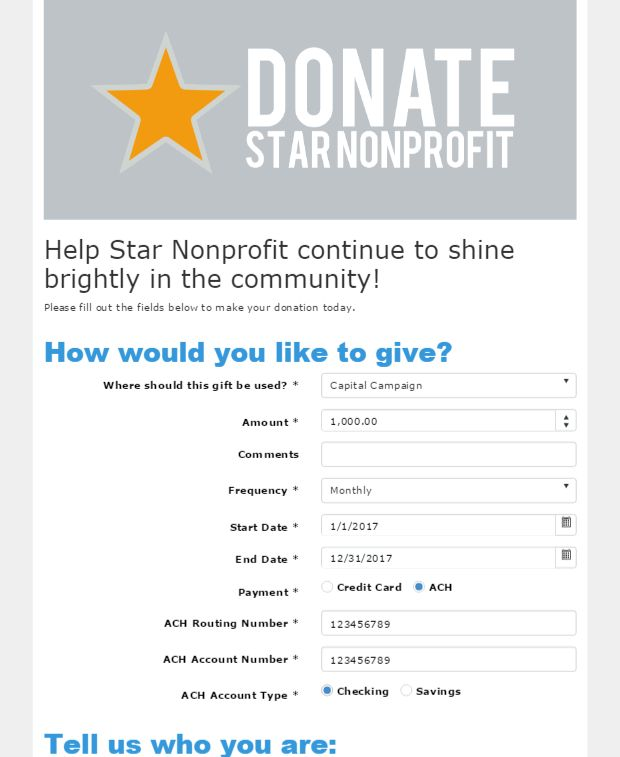 DonorSnap Blog – Increase your fundraising capacity with the right ...