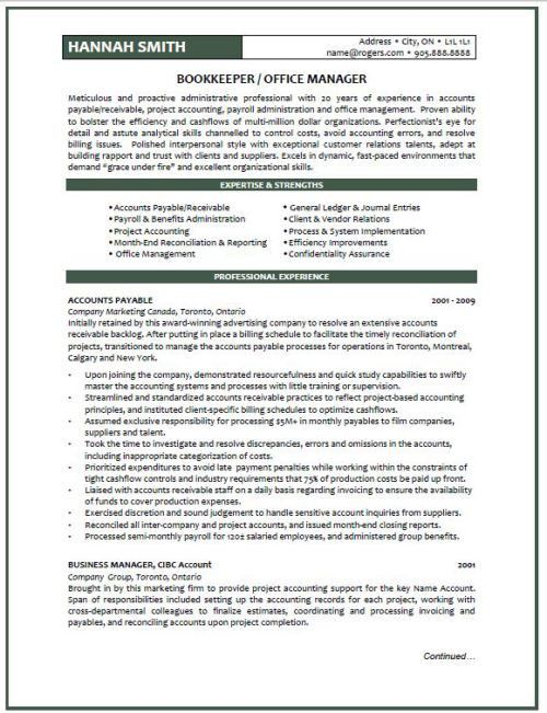The Resume 2012 Style | Career Sherpa