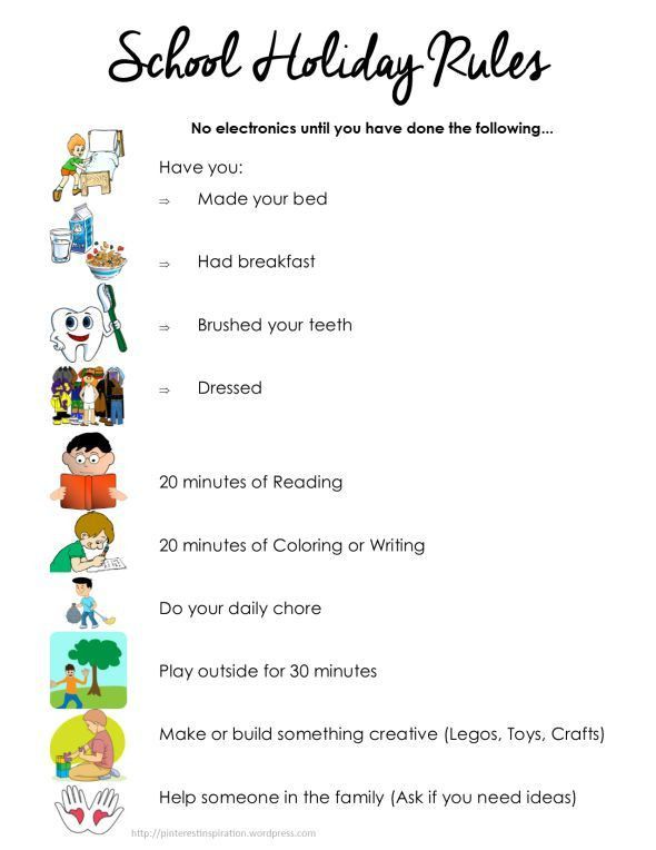 Best 25+ Kids checklist ideas on Pinterest | Chores for kids, Kids ...