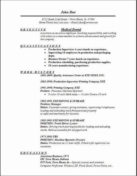 medical dental resume occupationalexamplessamples free edit - Dental Assistant Resume Templates