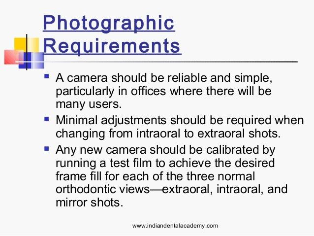 Digital photography /certified fixed orthodontic courses by Indian d…