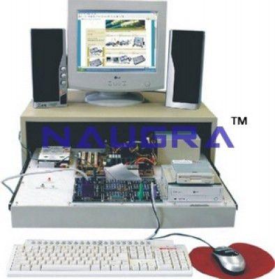 Multimedia Computer Trainer, Multimedia Computer Trainer Kit, lab ...
