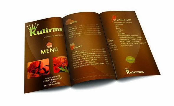 50+ Free Restaurant Menu Templates, Food Flyers & Covers | PSD, Vector