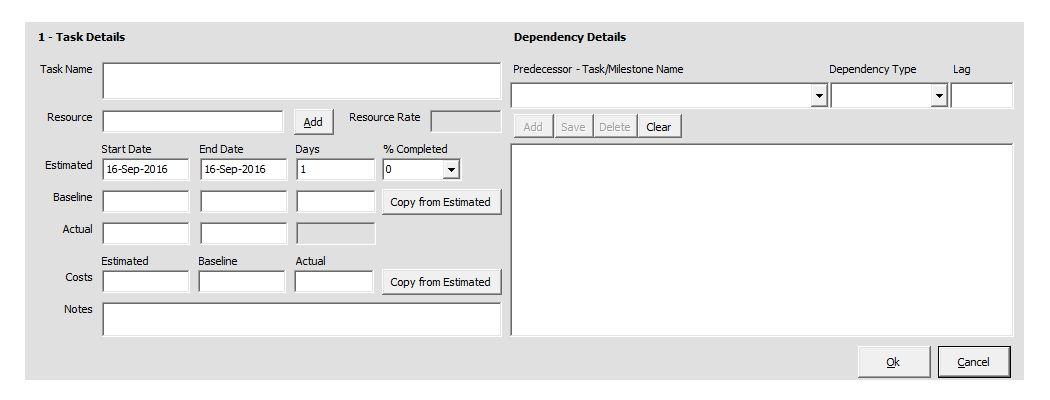 Gantt Chart Excel - Free Gantt Chart Excel Template