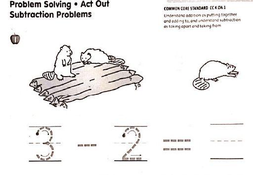My Daughter's Kindergarten Common Core Math Workbook | Gary ...