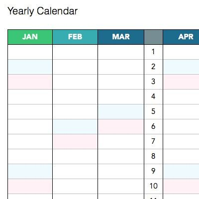 of-yearly-calendars-template-2016-calendar