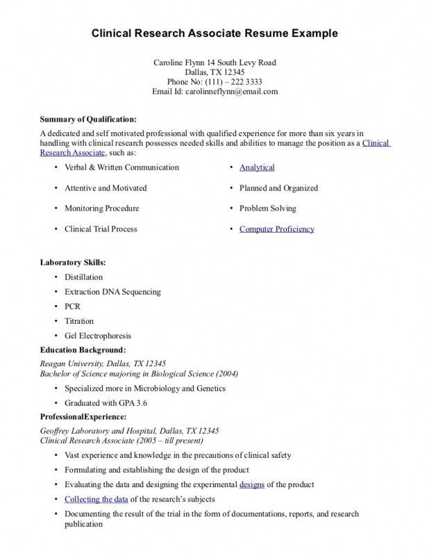 Entry Level Sales Associate Resume | Samples Of Resumes