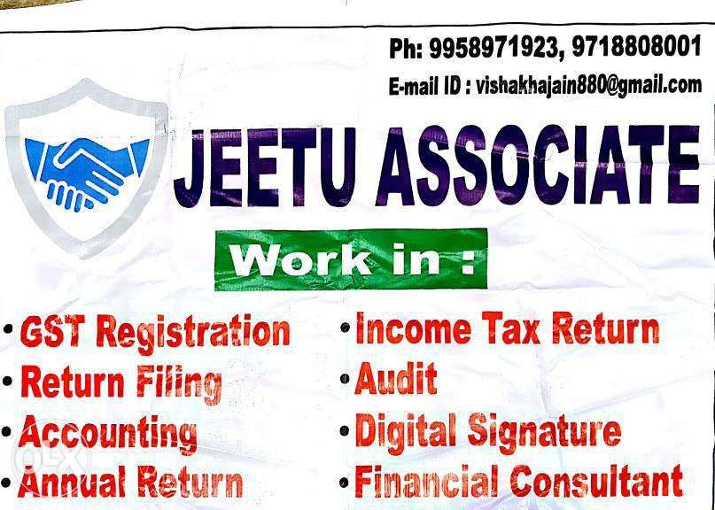 GST registration and accounting services GST registration free ...