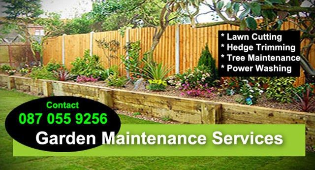 Garden Maintenance Tipperary.